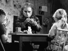 Still from Zenith/Anglia's TV production of Chimera, a mini-series adapted from Stephen Gallagher's novel