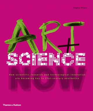 Stephen Wilson, Art & Science Now, Science Fair, Book Cover.