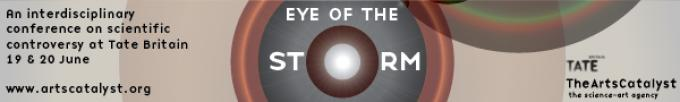 The Eye of the Storm banner