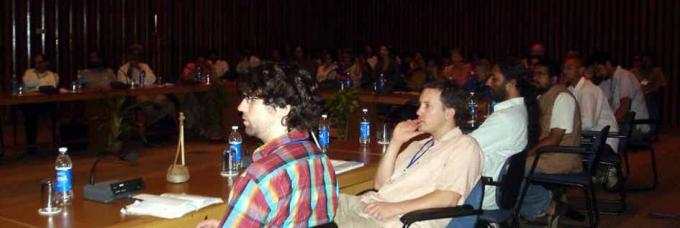 Bangalore Culture & Space Symposium, 2007