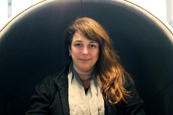 Tania Bruguera, Photo: Hugo Huerta Martin, 2015