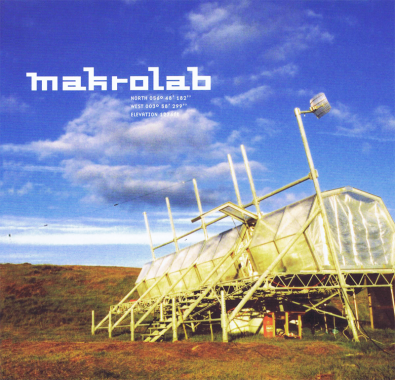 Makrolab Book, Front Cover