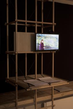Ruth Levene, 'Working Waters', part of 'Test Sites: Assembly', installation view, 2018